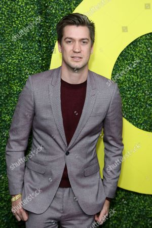 Rafael Casal arrives at the 2018 GQ's Men of the Year Celebration, in Beverly Hills, Calif