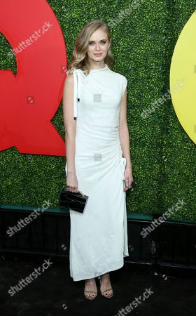 Stock Photo of Sara Paxton arrives at the 2018 GQ's Men of the Year Celebration, in Beverly Hills, Calif