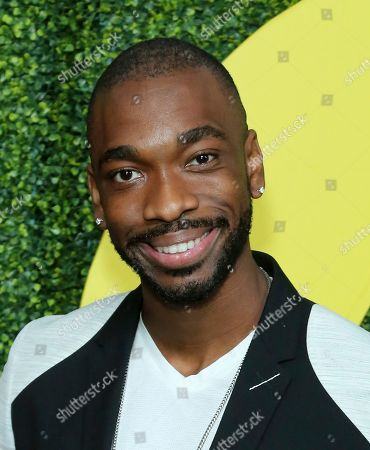 Jay Pharoah arrives at the 2018 GQ's Men of the Year Celebration, in Beverly Hills, Calif