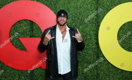 Stock Photo of Ralph Rieckermann arrives at the 2018 GQ's Men of the Year Celebration, in Beverly Hills, Calif