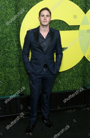 Blake Jenner arrives at the 2018 GQ's Men of the Year Celebration, in Beverly Hills, Calif