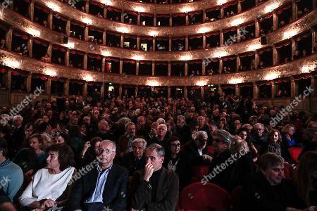 The evening in memory of Bernardo Bertolucci