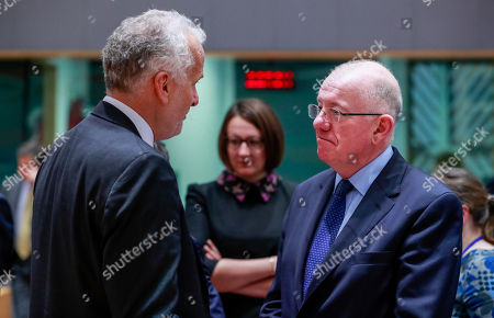Editorial picture of Justice and Home Affairs Council, Brussels, Belgium - 07 Dec 2018