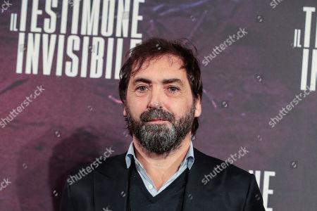 The director Stefano Mordini