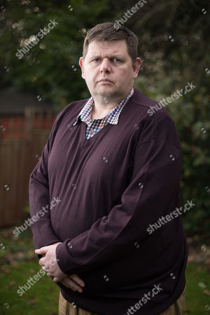 Stock Image of Retired Met Dci Paul Settle Who Exposed The Farce Of The Vip Sex Abuse Inquiry. He Was Hounded Out Of The Met For Telling The Truth About The Leon Brittan Investigation. Stephen Wright Words.