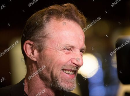 Jo Nesbo during an interview for the Harry Hole Prize in Oslo, Norway, 07 December 2018. The prize is named after the literary figure Harry Hole in Jo Nesbo's books.