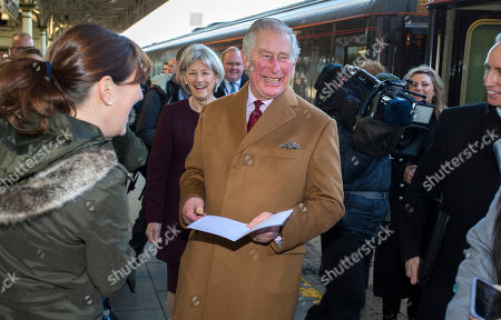 Prince Charles visit to Cardiff