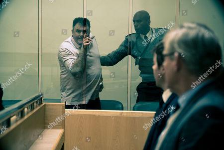 Editorial picture of 'Manhunt' TV Show, Series 1, Episode 3 UK  - Jan 2019