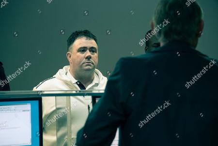 Editorial photo of 'Manhunt' TV Show, Series 1, Episode 3 UK  - Jan 2019
