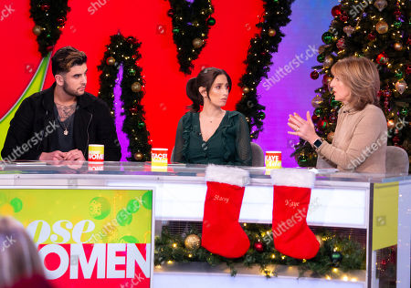 Editorial photo of 'Loose Women' TV show, London, UK - 07 Dec 2018