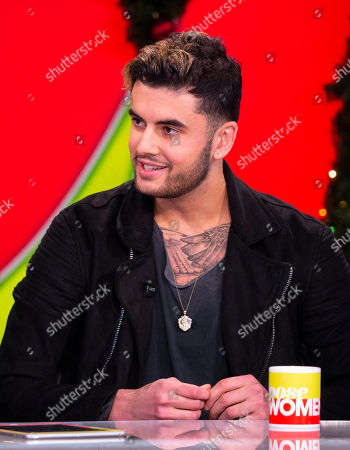 Editorial picture of 'Loose Women' TV show, London, UK - 07 Dec 2018