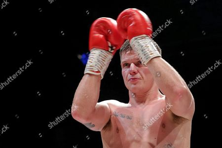Editorial image of Assassin Boxing Presents - The Homecoming, The Royal Theatre, Castlebar, Co. Mayo  - 07 Dec 2018