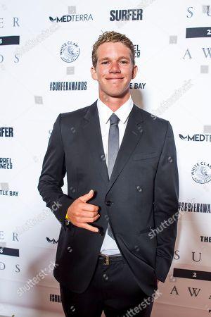 Editorial image of SURF The Surfer Poll Awards, Kahuku, USA - 06 Dec 2018