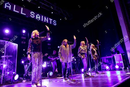 All Saints - Natalie Appleton, Nicole Appleton, Shaznay Lewis and Melanie Blatt