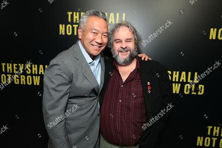 Kevin Tsujihara - Chairman and CEO, Warner Bros. Entertainment and Director Peter Jackson