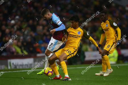 Editorial image of Burnley v Brighton & Hove Albion, Premier League, Football, Turf Moor, Burnley UK - 08 Dec 2018