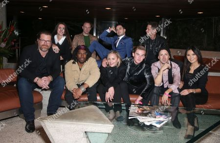 Zach LeBeau, Kim Jackson, Flying Lotus, Abbie Cornish, Eddie Alcazar, Garrett Wareing, Lee So-yeon
