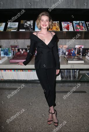 Editorial picture of 'Perfect' film screening, After Party, Los Angeles, USA - 07 Dec 2018