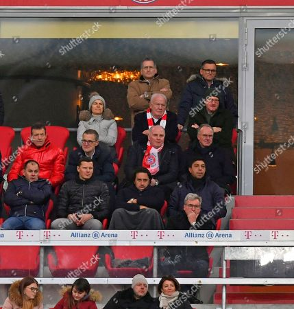 Editorial photo of Football: Germany, 1. Bundesliga, München - 08 Dec 2018