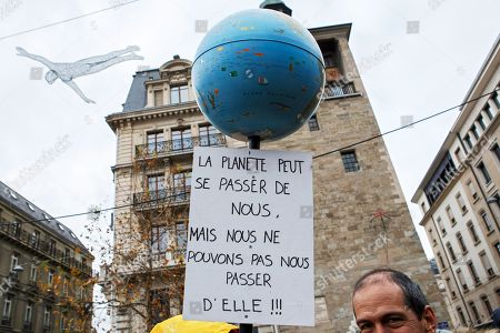 March for Climate, Geneva