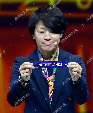 Editorial picture of Draw FIFA Women's World Cup France 2019, Paris - 08 Dec 2018