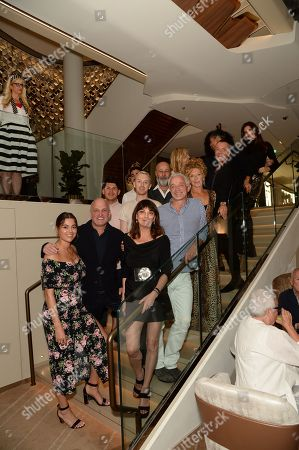 Editorial picture of Final drinks on board Celebrity Edge, Fort Lauderdale, USA - 06 Dec 2018