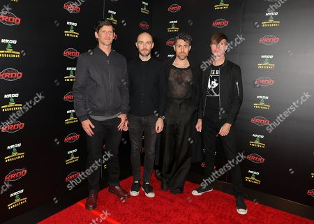 Editorial photo of KROQ 'Almost Acoustic Christmas', Day 1, Los Angeles, USA - 08 Dec 2018
