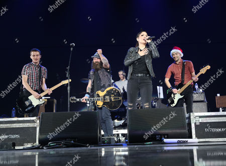 The Interrupters and Tim Armstrong