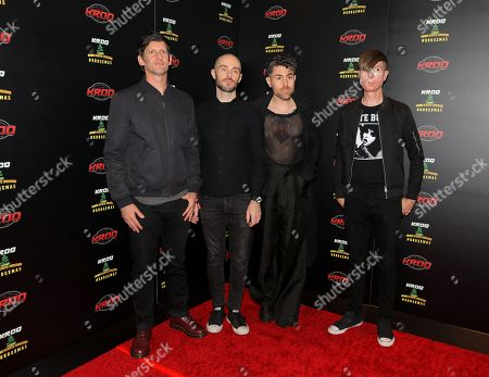 Editorial picture of KROQ 'Almost Acoustic Christmas', Day 1, Los Angeles, USA - 08 Dec 2018