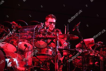 Stock Picture of Thirty Seconds to Mars - Shannon Leto