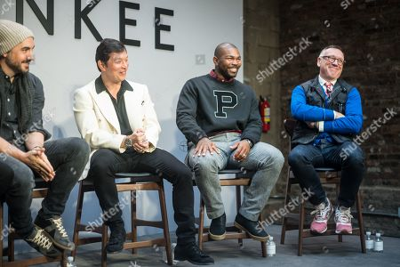 Exclusive -  Kevin Rose, Wei Koh, Howie Kendrick, and Grahame Fowler