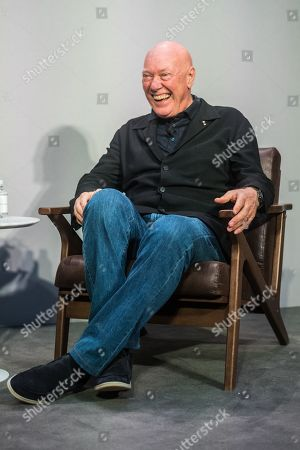 Stock Picture of Exclusive -  Jean-Claude Biver