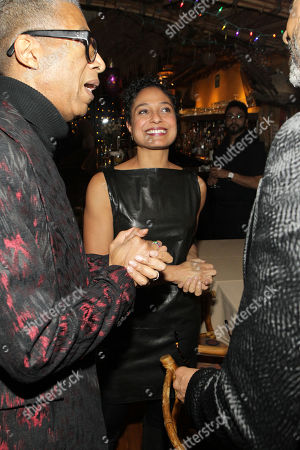 Editorial image of Cicely Tyson private Oscar party, New York, USA - 08 Dec 2018