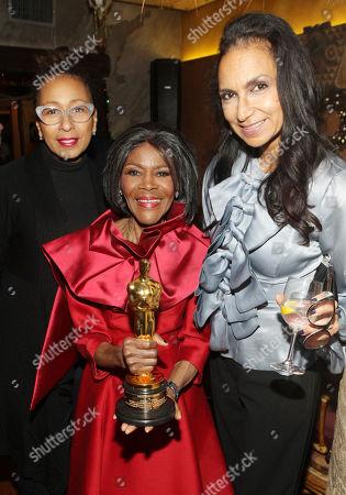 Tamara Tunie, Cicely Tyson and Susan Fales Hil