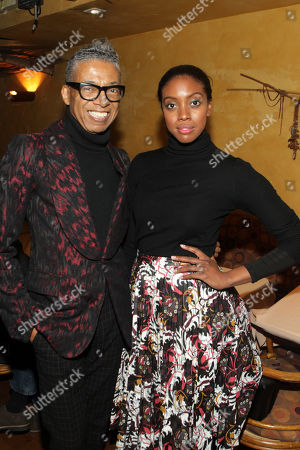 b. Michaels and Condola Rashad