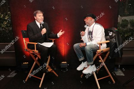 David O Russell and Director Spike Lee