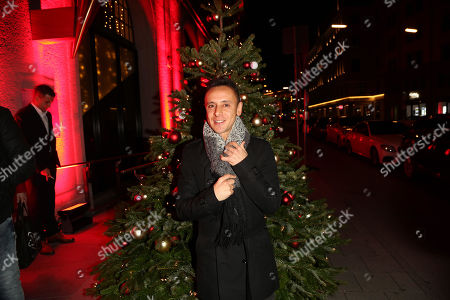 Editorial picture of FC Bayern Munich Christmas party, Munich, Germany - 08 Dec 2018