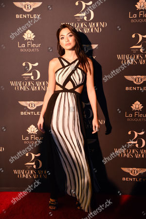 Editorial image of What Goes Around Comes Around 25th Anniversary Celebration, Versace Mansion, Miami Beach, Florida, USA - 08 Dec 2018