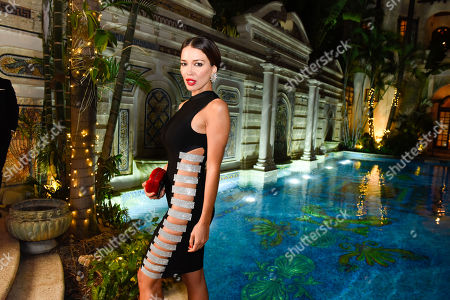 Editorial image of What Goes Around Comes Around 25th Anniversary Celebration, Versace Mansion, Miami Beach, Florida, USA - 08 Dec 2018
