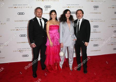 Dean Jagger, Dianne Doan, Olivia Cheng, Jonathan Trooper