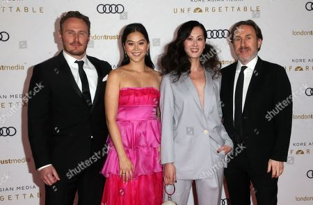 Stock Image of Dean Jagger, Dianne Doan, Olivia Cheng, Jonathan Trooper