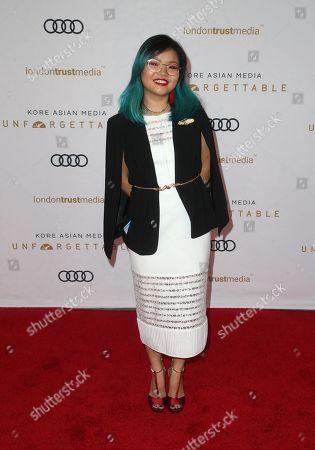 Stock Image of Jennifer Li