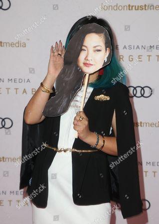 Stock Picture of Jennifer Li