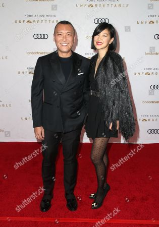 Editorial image of Kore Asian Media's 17th Annual Unforgettable Gala, Los Angeles, USA - 08 Dec 2018