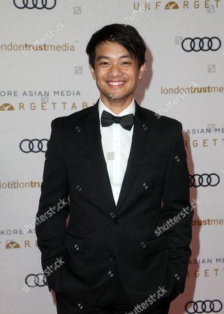 Stock Image of Osric Chau