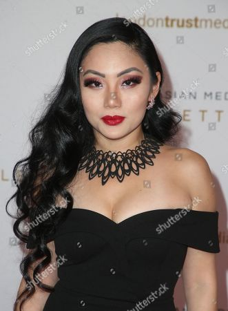 Editorial picture of Kore Asian Media's 17th Annual Unforgettable Gala, Los Angeles, USA - 08 Dec 2018