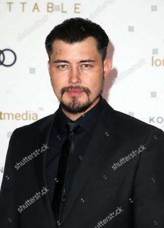 Stock Photo of Christopher Sean