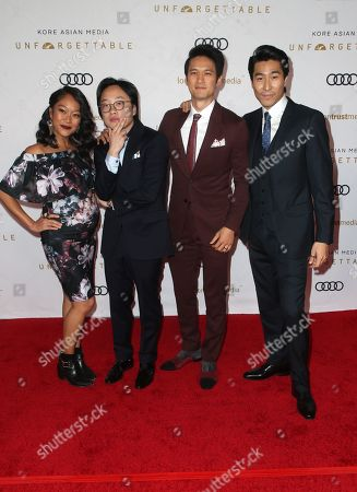 Shelby Rabara, Jimmy O. Yang, Harry Shum Jr., Chris Pang