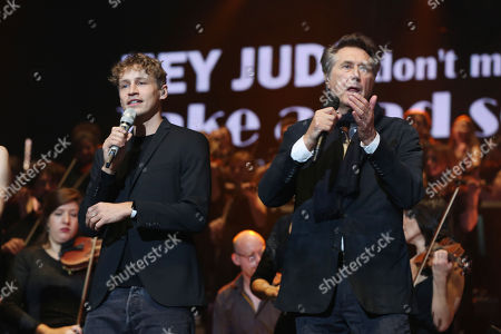 Editorial picture of Night of the proms, Munich, Germany - 07 Dec 2018