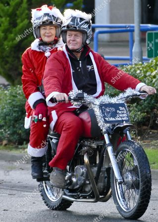 The Reading Christian Bikers Annual Toy Run